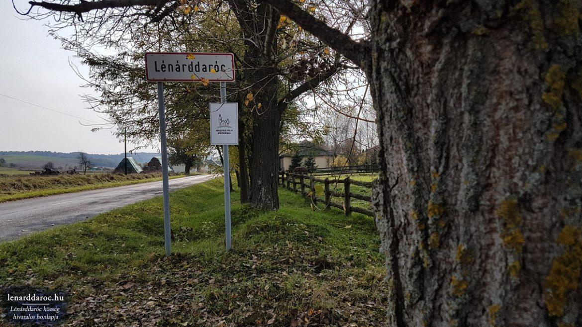 Lenarddaroc.hu – Szeretettel köszöntjük megújult honlapunkon!